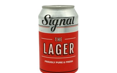 SIGNAL BREWERY – THE LAGER